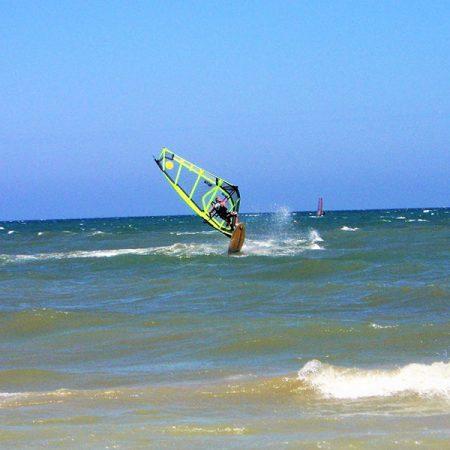 Centro Nautico Alla Deriva - Rimini - Attività Windsurf