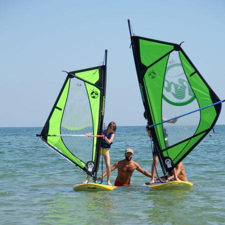 Centro Nautico Alla Deriva - Rimini - Corso Windsurf