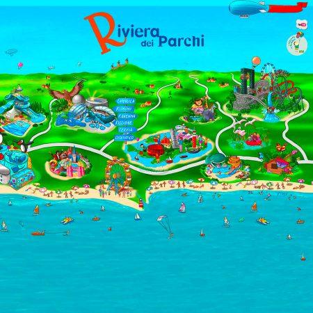Centro Nautico Alla Deriva - Rimini - Mete: parchi tematici